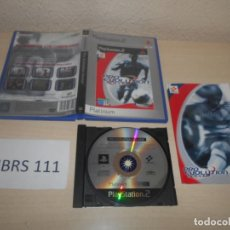 Videojuegos y Consolas: PS2 - PRO EVOLUTION SOCCER , PAL ESPAÑOL , COMPLETO. Lote 187504481