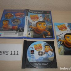 Videojuegos y Consolas: PS2 - BEE MOVIE , PAL ESPAÑOL , COMPLETO. Lote 187505193