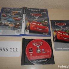 Videojuegos y Consolas: PS2 - DISNEY CARS , PAL ESPAÑOL , COMPLETO. Lote 187505328