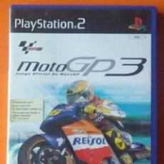 Videojuegos y Consolas: MOTO GP 3 Y PRO EVOLUTION SOCCER 3 PLAYSTATION 2. Lote 187573780