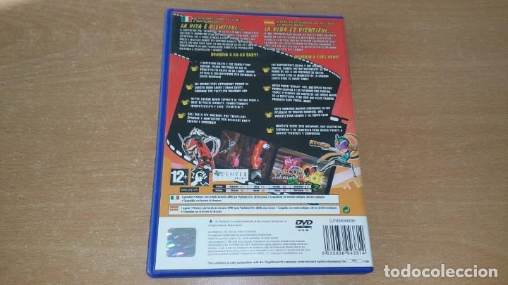 Videojuegos y Consolas: VIEWTIFUL JOE 2 PS2 PAL ESPAÑA COMPLETO CLOVER STUDIO - Foto 2 - 187604645