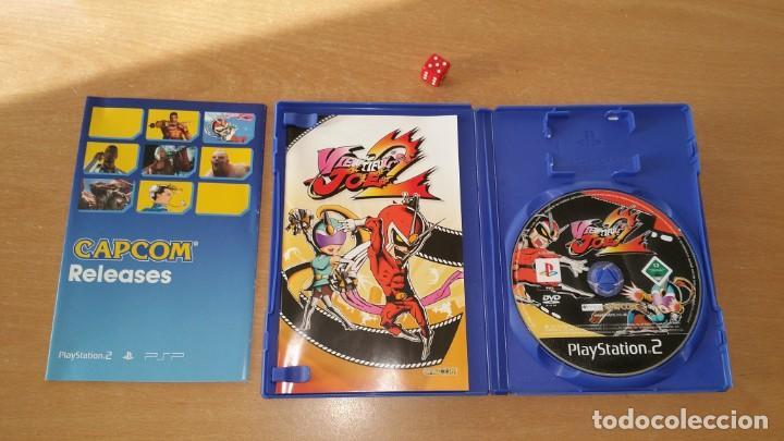 Videojuegos y Consolas: VIEWTIFUL JOE 2 PS2 PAL ESPAÑA COMPLETO CLOVER STUDIO - Foto 3 - 187604645