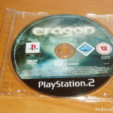 Videojuegos y Consolas: ERAGON SONY PLAYSTATION 2 PS2. Lote 188667273