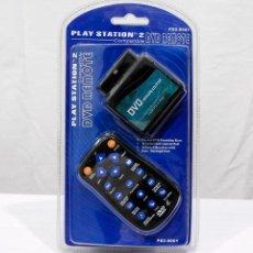 Videojuegos y Consolas: MANDO A DISTANCIA DVD PARA PLAYSTATION 2 PS2 PSII PS-2 PS-II. Lote 172183105