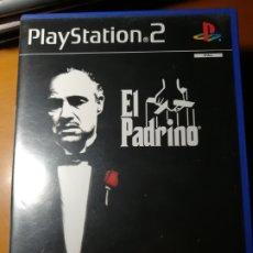 Videojuegos y Consolas: JUEGO EL PADRINO PARA SONY PLAYSTATION 2. Lote 263000935