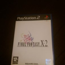 Videojuegos y Consolas: PLAYSTATION 2 FINAL FANTASY X-2. Lote 190042875