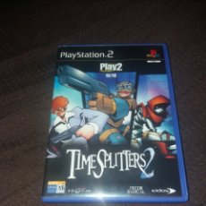 Videojuegos y Consolas: PLAYSTATION 2 TIME SPLITTERS 2. Lote 190043251