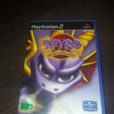 Videojuegos y Consolas: PLAYSTATION 2 SPYRO ENTER THE DRAGONFLY. Lote 190043481