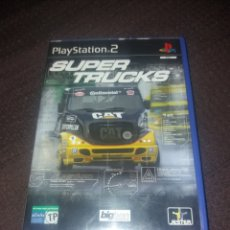 Videojuegos y Consolas: PLAYSTATION 2 SUPER TRUCKS. Lote 190044406