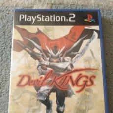 Videojuegos y Consolas: DEVIL KINGS PS2. Lote 205532716