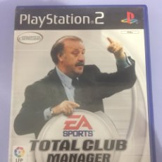 Videojuegos y Consolas: TOTAL CLUB MANAGER 2004 PARA PLAYSTATION 2. Lote 190435587