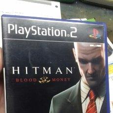 Videojuegos y Consolas: HITMAN. BLOOD MONEY. PS2. Lote 190525555
