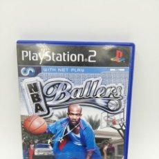 Videojuegos y Consolas: NBA BALLERS PS2. Lote 190528037