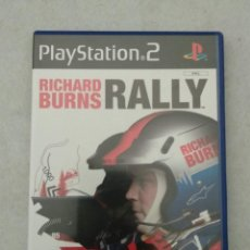 Videojuegos y Consolas: RICHARD BURNS RALLY - PS2 - PLAYSTATION2 - VER FOTOS. Lote 190533146