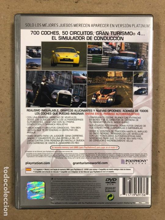Videojuegos y Consolas: LOTE DE 9 JUEGOS PARA PLAYSTATION 2. TEKKEN 5, GRAN TURISMO 4, NEED FOR SPEED PROSTREET, PES 2008,.. - Foto 10 - 190542143