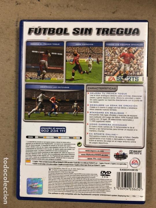 Videojuegos y Consolas: LOTE DE 9 JUEGOS PARA PLAYSTATION 2. TEKKEN 5, GRAN TURISMO 4, NEED FOR SPEED PROSTREET, PES 2008,.. - Foto 22 - 190542143