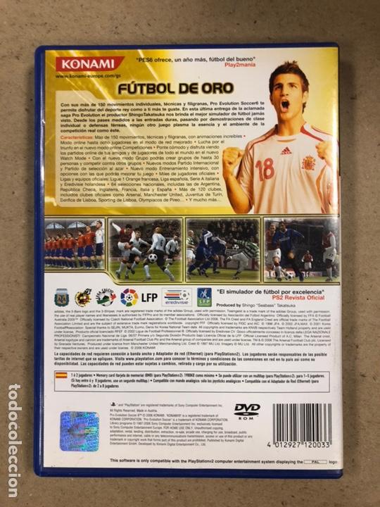 Videojuegos y Consolas: LOTE DE 9 JUEGOS PARA PLAYSTATION 2. TEKKEN 5, GRAN TURISMO 4, NEED FOR SPEED PROSTREET, PES 2008,.. - Foto 28 - 190542143