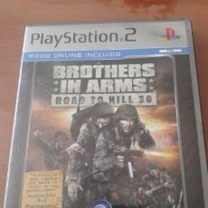 Videojuegos y Consolas: JUEGO DE PLAYSTATION 2 'BROTHERS IN ARMS ROAD TO HILL 30'. Lote 190706700