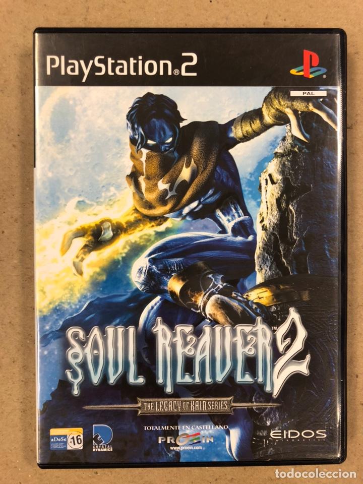 - PLAYSTATION 2 - SOUL REAVER 2. CON INSTRUCCIONES. (Juguetes - Videojuegos y Consolas - Sony - PS2)