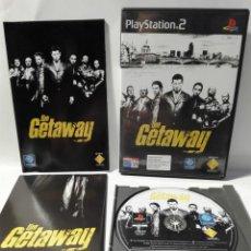 Videojuegos y Consolas: THE GETAWAY PLAYSTATION 2 PS2. Lote 190846533