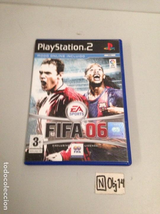 FIFA 06 (Juguetes - Videojuegos y Consolas - Sony - PS2)