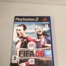 Videojuegos y Consolas: FIFA 06. Lote 190873177