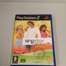 Videojuegos y Consolas: SING STAR POP. Lote 190873622