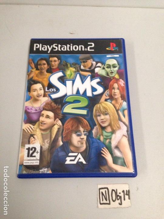 SIMS 2 (Juguetes - Videojuegos y Consolas - Sony - PS2)
