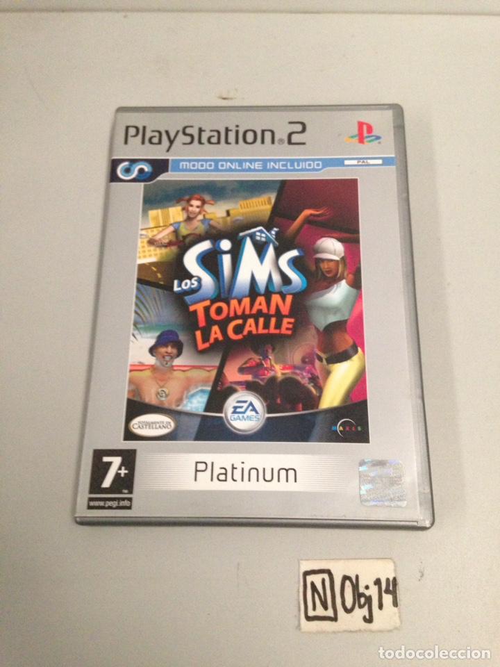 LOS SIMS TOMAN LA CALLE (Juguetes - Videojuegos y Consolas - Sony - PS2)