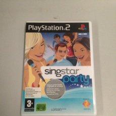 Videojuegos y Consolas: SING STAR PARTY. Lote 190873832