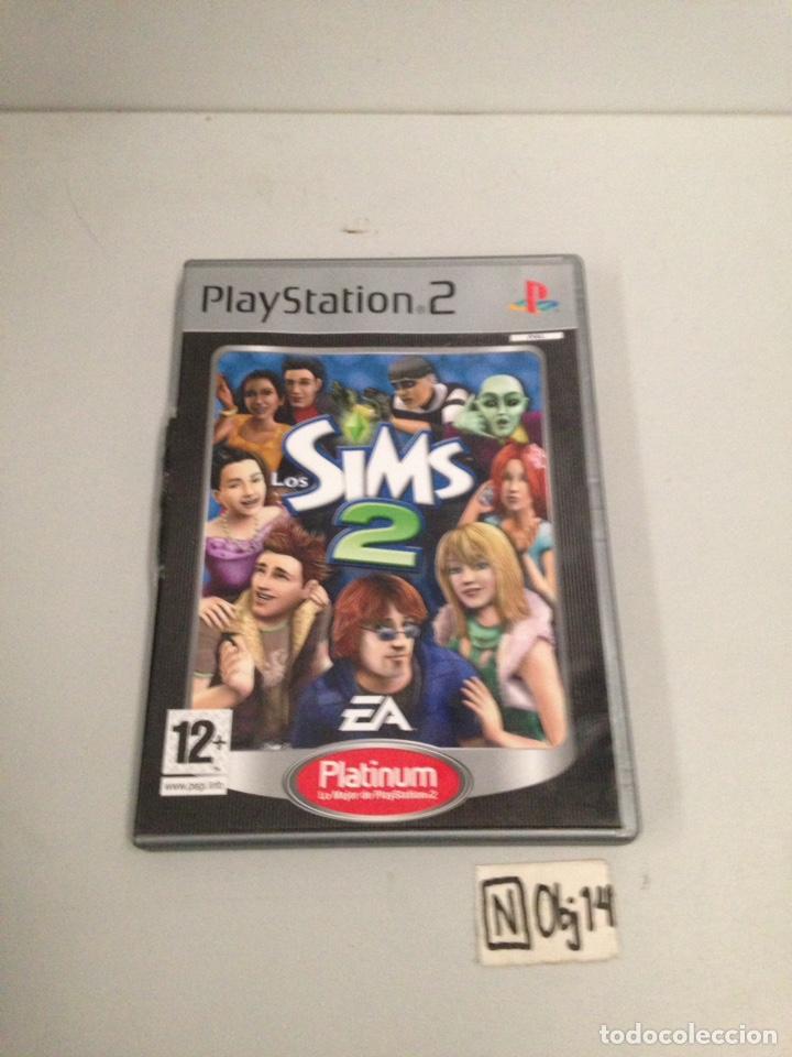 LOS SIMS 2 (Juguetes - Videojuegos y Consolas - Sony - PS2)
