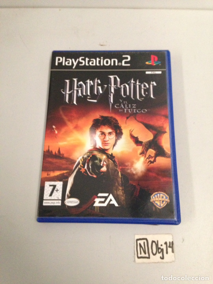 HARRY POTTER (Juguetes - Videojuegos y Consolas - Sony - PS2)
