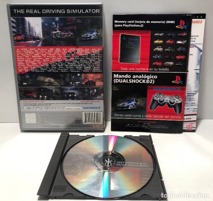 Videojuegos y Consolas: Gran Turismo 3 A-spec PlayStation 2 PS2 - Foto 2 - 190909001