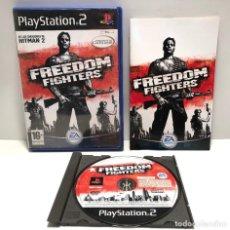 Videojuegos y Consolas: FREEDOM FIGHTERS PLAYSTATION 2 PS2. Lote 190909128