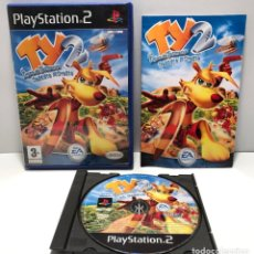 Videojuegos y Consolas: TY EL TIGRE DE TASMANIA 2: RESCATE AGRESTE PLAYSTATION 2 PS2. Lote 191155066