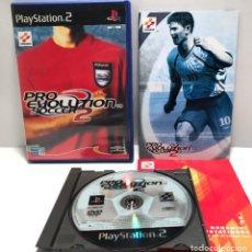 Videojuegos y Consolas: PRO EVOLUTION SOCCER 2 PLAYSTATION 2 PS2. Lote 191348002