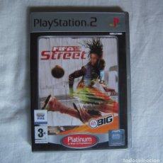 Videojuegos y Consolas: FIFA STREET PLAYSTATION 2. Lote 191469615
