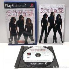 Videojuegos y Consolas: CHARLIE'S ANGELS PLAYSTATION 2 PS2. Lote 191472636