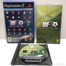 Videojuegos y Consolas: ESTO ES FUTBOL 2005 PLAYSTATION 2 PS2. Lote 191472730