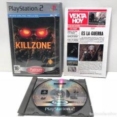 Videojuegos y Consolas: KILLZONE PLAYSTATION 2 PS2. Lote 191472783