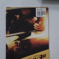 Videojuegos y Consolas: DRIVER 3. (SOLO MANUAL). Lote 191489067