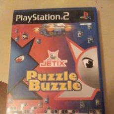 Videojuegos y Consolas: JETIX PUZZLE BUZZLE PS2. Lote 191524017