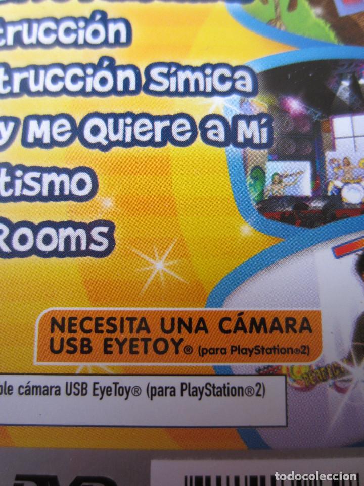 Videojuegos y Consolas: Eye Toy Play 3 (Playstation 2) (Requiere Camara) - Foto 3 - 191594517
