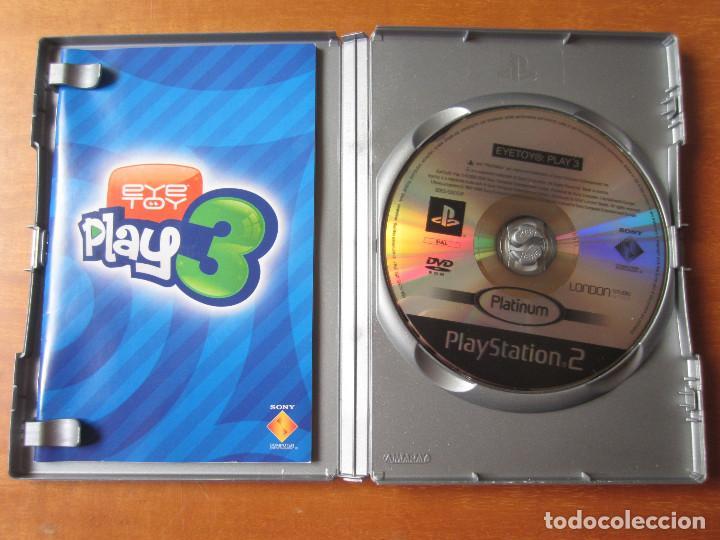 Videojuegos y Consolas: Eye Toy Play 3 (Playstation 2) (Requiere Camara) - Foto 4 - 191594517