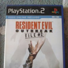Videojuegos y Consolas: RESIDENT EVIL OUTBREAK FILE #2 PS2. Lote 191602923