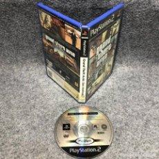 Videojuegos y Consolas: GRAND THEFT AUTO SAN ANDREAS SONY PLAYSTATION PS2. Lote 192109943
