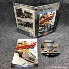 Videojuegos y Consolas: BURNOUT 3 TAKEDOWN SONY PLAYSTATION PS2. Lote 192109946