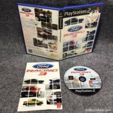 Videojuegos y Consolas: FORD RACING 3 SONY PLAYSTATION PS2. Lote 192109987