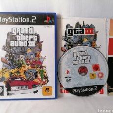 Jeux Vidéo et Consoles: JUEGO GTA 3 PS2. Lote 105334642