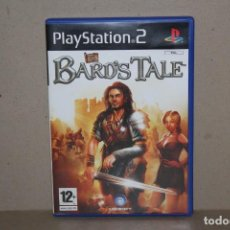 Videojuegos y Consolas: JUEGO SONY PLAYSTATION 2 - PAL - THE BARD´S TALE - COMPLETO - PS2. Lote 193013096